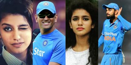 Most hilarious memes on Priya Prakash Varrier