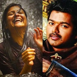 Aruvi director reveals why he used Vijay reference in the film