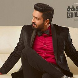 How long is Santhanam's Sakka Podu Podu Raja going to be?