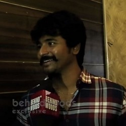 Sivakarthikeyan's emotional reaction after watching the FDFS of Velaikkaran!