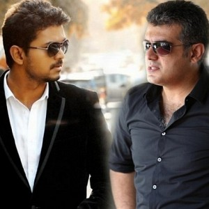 ''I haven't got an appointment to narrate stories to Ajith and Vijay''