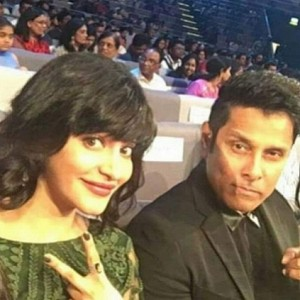 Vikram thanks Shruti for Dhruv's Varma!