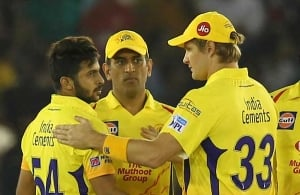 IPL 2018: CSK vs RR, Probable playing XI