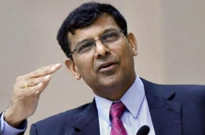 Raghuram answer for top post in Bank of England