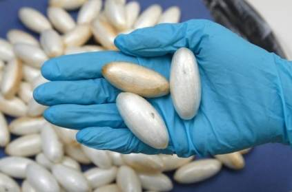 Man smuggles cocaine in stomach Ayan-style, held at airport