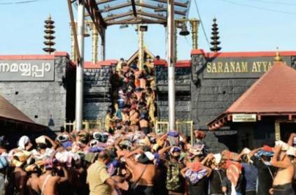 Sabarimala Temple to be opened again for festival
