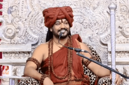 Nithyananda claims cows and bulls will speak in Tamil and Sanskrit