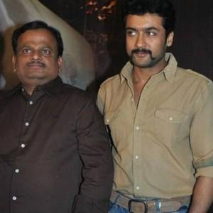 3 power packed massive actors join Suriya - KV Anand film!