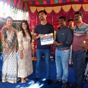 Atharvaa's next film gets a stylish trendy title