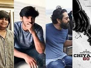 Vikram and Dhruv to hit this town next for Chiyaan 60 - Update from the upcoming Action Thriller here!