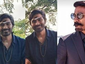 Dhanush's candid pics trending on social media - What's special about it? Find out!