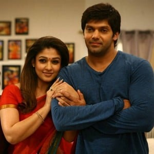 'I want to act in Raja Rani 2, pairing Arya'