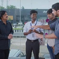 Sneak peek of Mr Chandramouli | Karthik and Gautham Karthik
