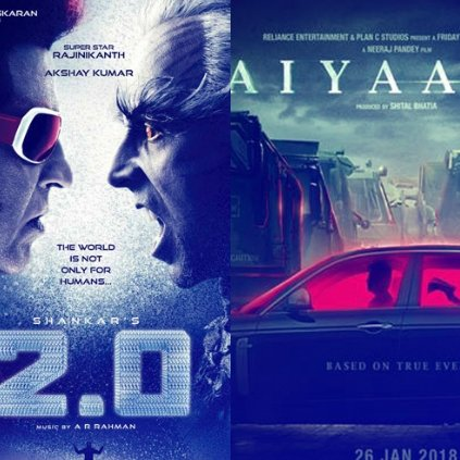 Neeraj Pandey director of Aiyaary talks about clashing with 2.0