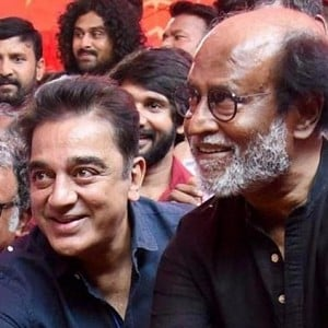 Red Hot: Rajinikanth responds to Kamal Haasan's tweet
