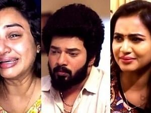 """Video: """"Aadhi should be replaced from Sembaruthi serial because…""""- TV actress Janani opens up!"""