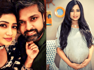 Shreya Ghoshal reveals her new-born's beautiful name; shares a glimpse of her son - Fans thrilled!