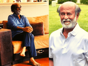 Style-uh-style dhan! Superstar Rajinikanth's recent PICs from US are super gethu! Check now