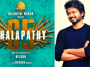 Interesting: Vijay's Thalapathy 65 gets a surprise addition - viral statement here!