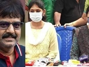 LATEST: Vivekh's family meets the press, late actor's wife speaks – Moving VIDEO!