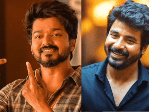 Throwback: When Sivakarthikeyan revealed a secret to Thalapathy Vijay on stage - VIDEO!