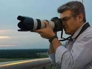 Wow! These two ace Tamil comedians pose for Thala Ajith's photography; Guess who?