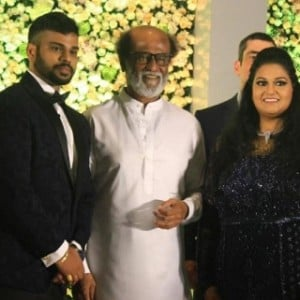 Film stars at Le Meridian Hotel Chairman's daughter wedding reception