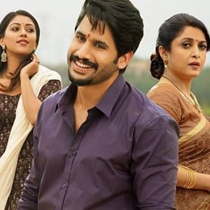 Shailaja Reddy Alludu Telugu movie photos